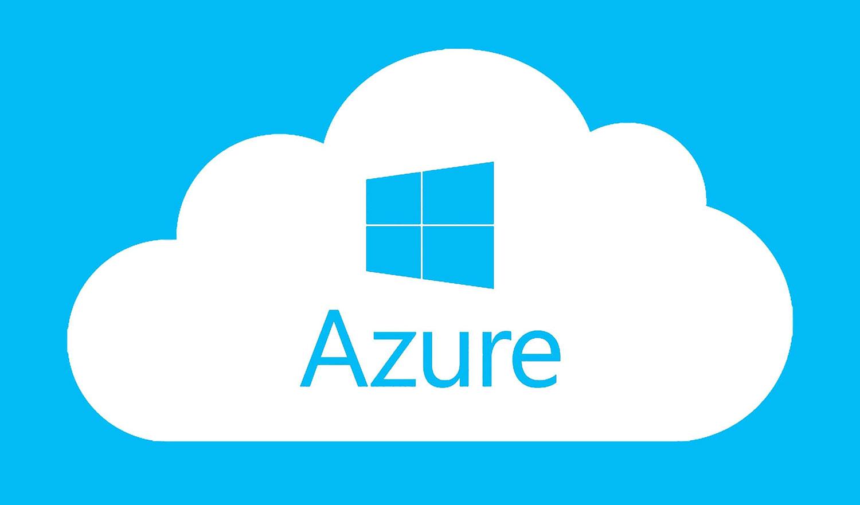 Microsoft Azure Cloud Services brand logo