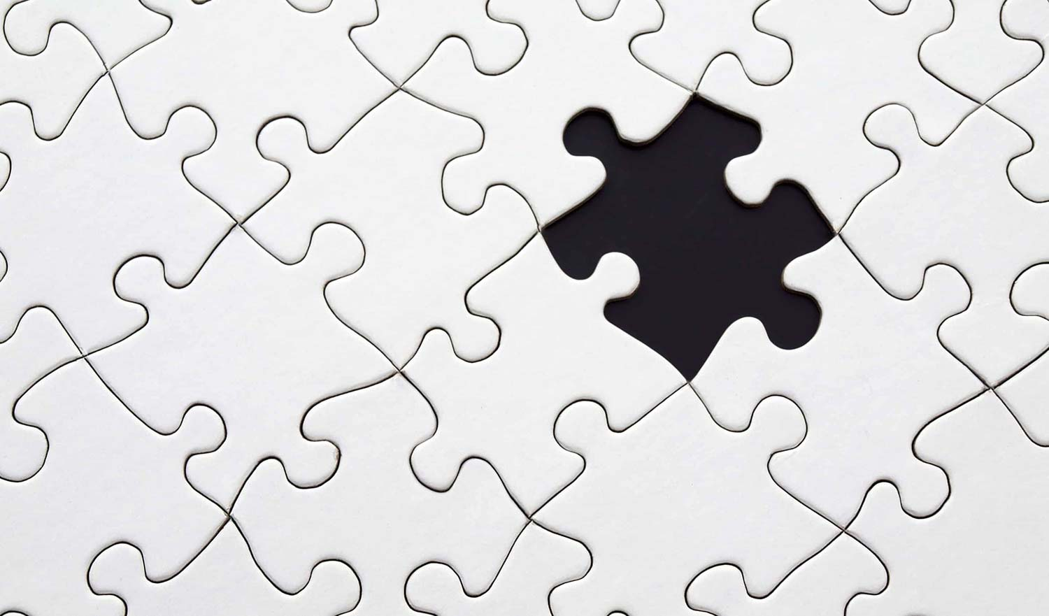 Puzzle pieces signifying systems integrations