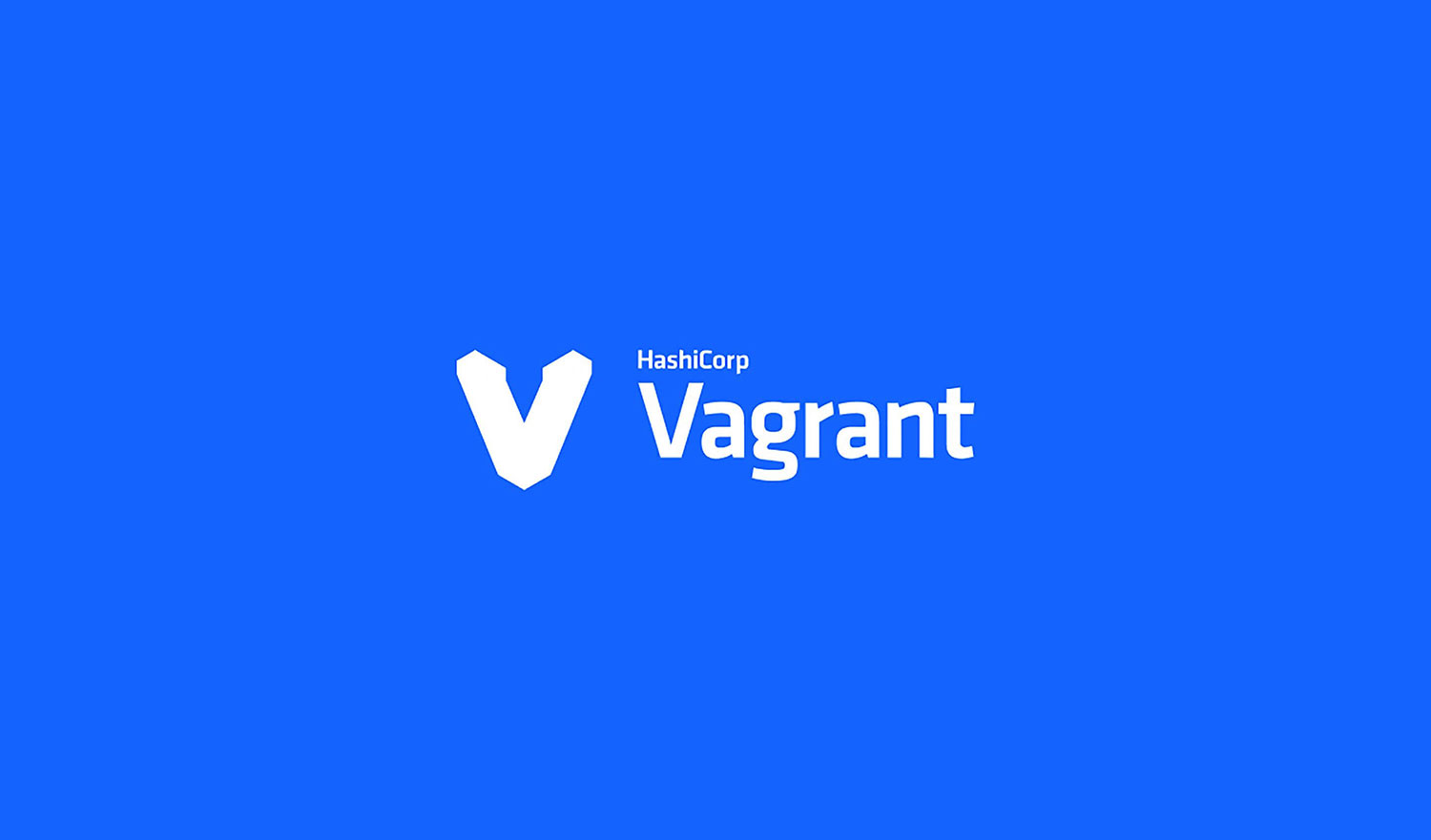 Vagrant open-source software brand logo